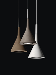 Foscarini Aplomb Pendant in White
