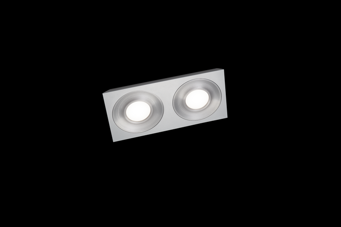 Grossmann COAX 2 Lamp Wall / Ceiling Light - Colour Options
