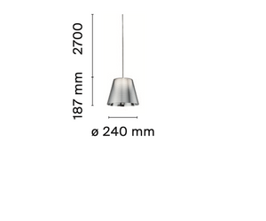 FLOS KTribe S1 Suspended Ceiling Light