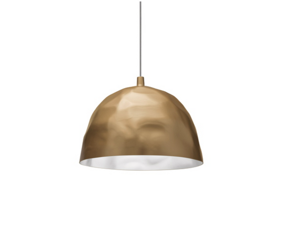 FOSCARINI BUMP Gold Suspension - ID 10959
