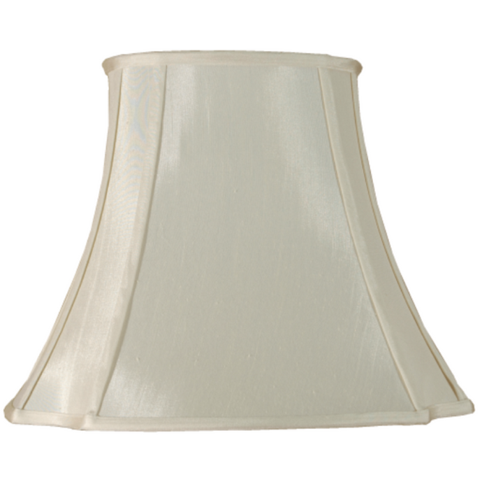 Oval Cut Corner Shade Cream - ID 9329