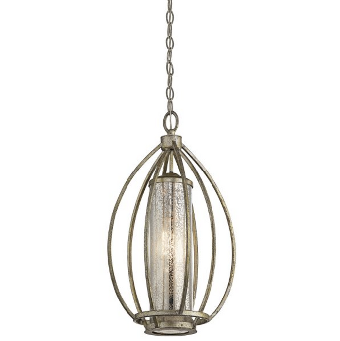 Beauvoir Single Lamp Grand Pendant  - ID 9706