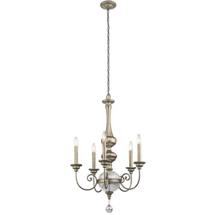 Beauvoir 5 Light Grand Chandelier  - ID 9707