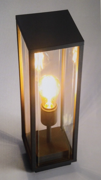 Outdoor Tall Floor Lantern - ID 8692