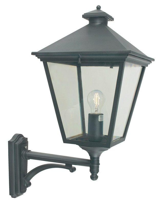 Turin Grande Up Wall Lantern - London Lighting - 1