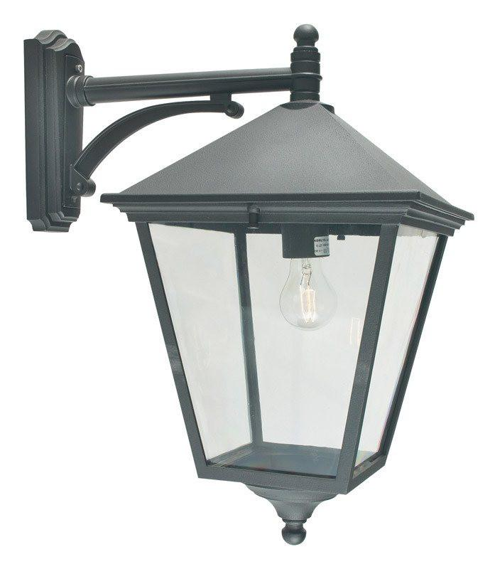 Turin Grande Down Wall Lantern - London Lighting - 1
