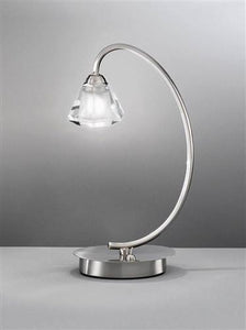 Twista 1 Light Table Lamp - London Lighting - 1