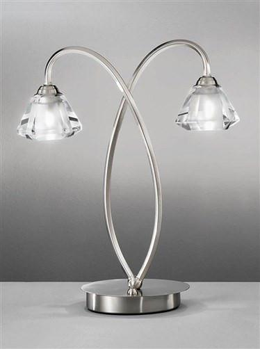 Twista 2 Lights Table Lamp - London Lighting - 1
