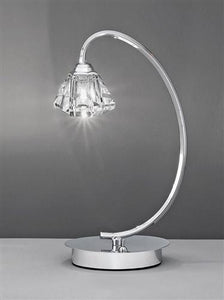 Twista 1 Light Table Lamp - London Lighting - 2