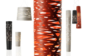 FOSCARINI TRESS FLOOR LAMP - London Lighting - 9