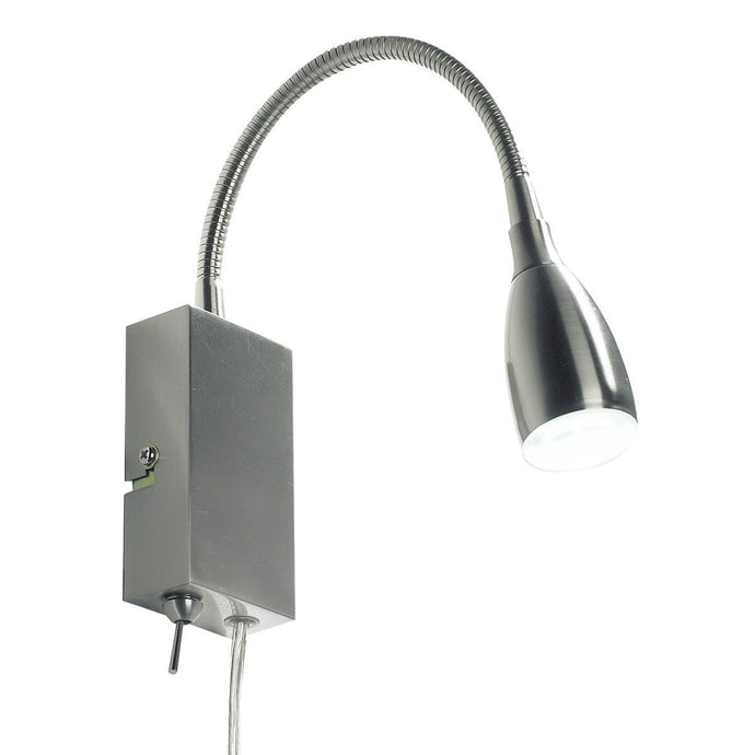 Uno Led Flexi Reading Light - London Lighting - 1