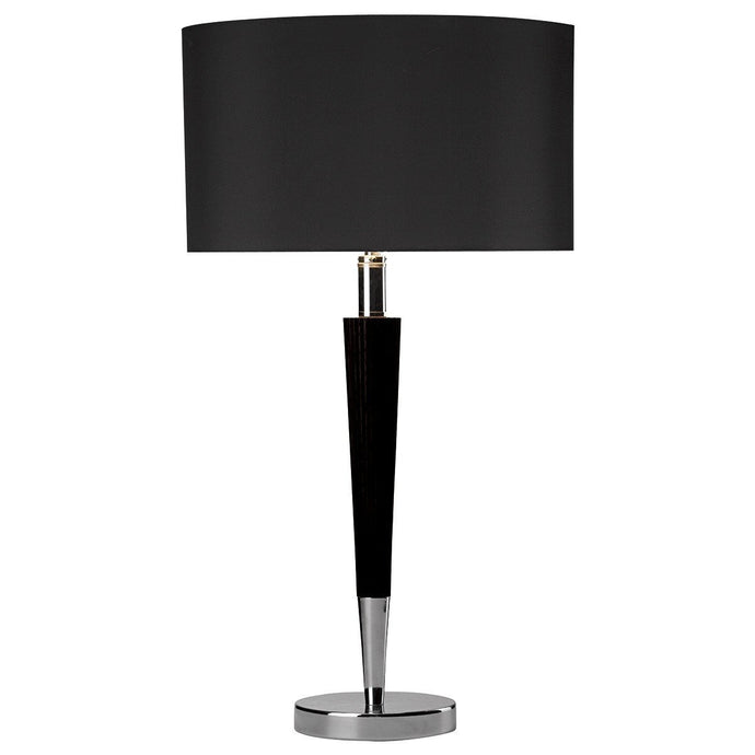 Viking Polished Chrome Table Lamp - London Lighting - 1