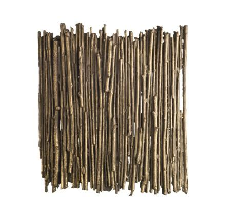 Willow Gold Cocoa (Antique Gold) Wall Light - ID 7501
