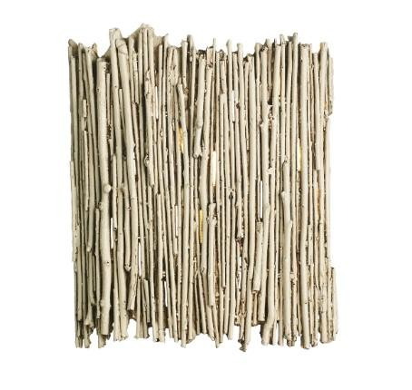 Willow Old Ivory Wall Light - ID 7498