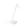 ELA White Elegant Directional Table Light With Wireless Device Charge - ID 10744