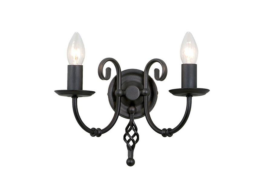 Artisan Double Arm Wall Light - London Lighting - 1