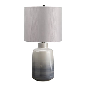 Barking Small Table Lamp c/w Shade - ID 8285