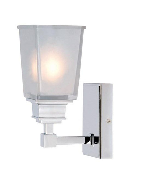 Aylesbury Bathroom Wall Light - London Lighting - 1