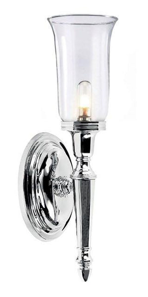 Bathroom Dryden2 Polished Chrome - London Lighting - 1