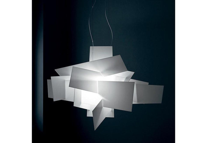 Foscarini Big Bang Fluorescent Suspension Pendant - London Lighting - 1