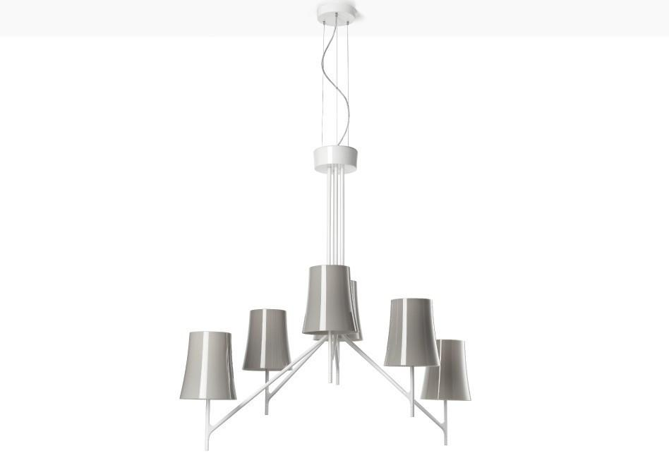 Foscarini Birdie 6 Suspension Pendant - London Lighting - 1