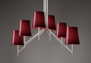 Foscarini Birdie 6 Suspension Pendant - London Lighting - 3