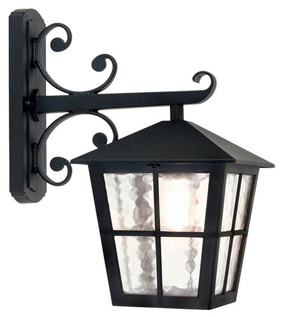 Canterbury Wall Lantern Down - London Lighting - 1
