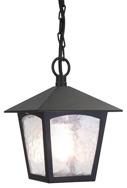 York Porch Chain Lantern - London Lighting - 1