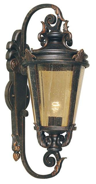 Baltimore Wall Lantern Large - London Lighting - 1