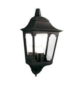 Chapel Half Lantern 2 Black - London Lighting - 1