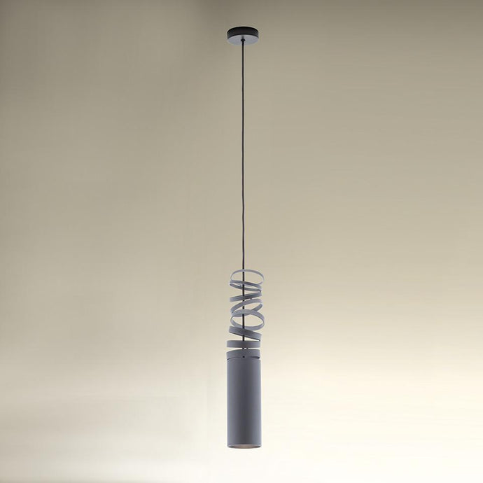Artemide Decomposé Suspension Light In Smoked - ID 9202