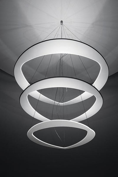 Icone Diadema 3 Suspension Pendant - London Lighting - 1