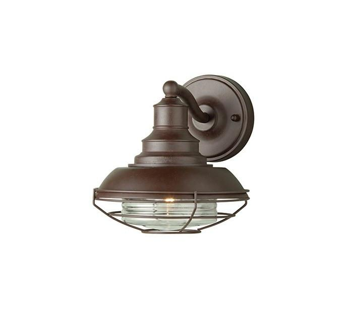 Euston Wall Lantern - London Lighting - 1