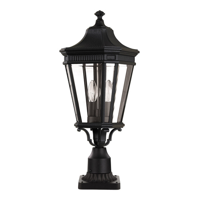 Feiss Cotswold Lane Medium Pedestal - London Lighting - 1