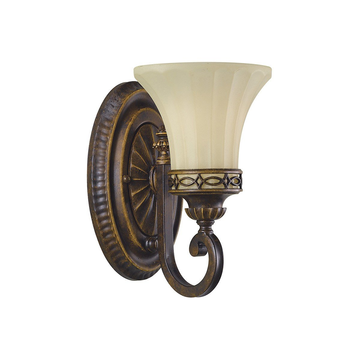 Feiss Drawing Room 1 Light Wall Light - London Lighting - 1