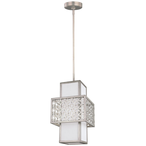 Silver Mini Pendant Light