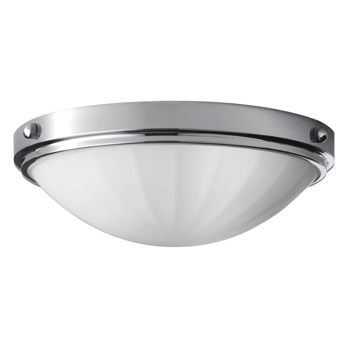 Feiss Perry Flush Ceiling Light - London Lighting - 1