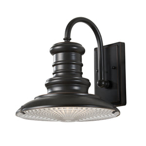 Feiss Redding Station Medium Wall Lantern - London Lighting - 2