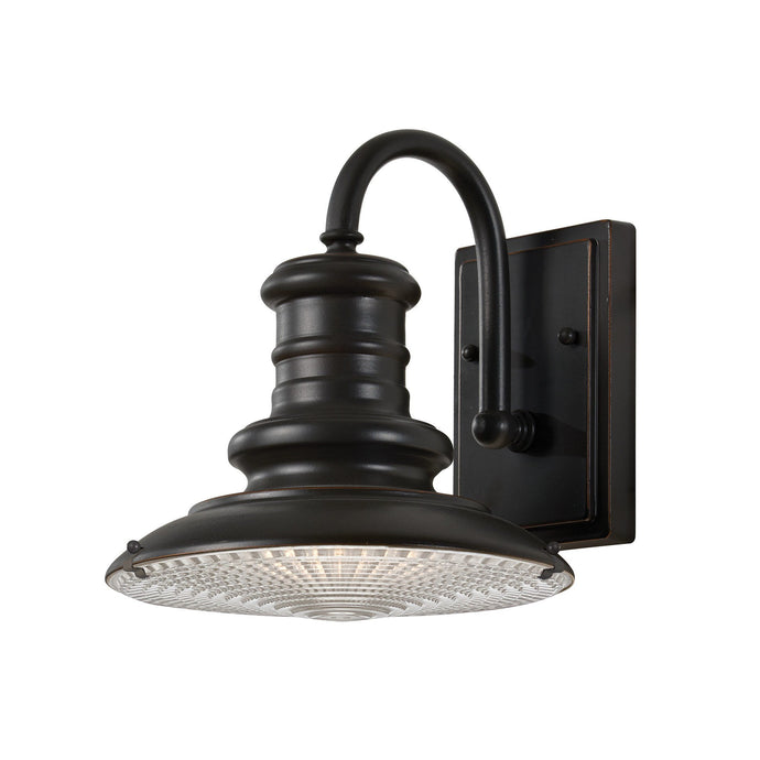 Feiss Redding Station Small Wall Lantern - London Lighting - 2