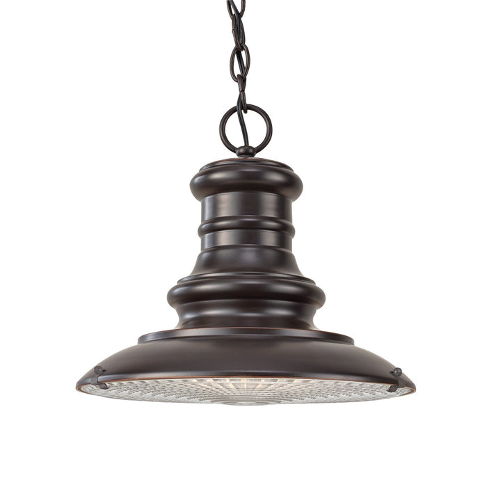 Feiss Redding Station Medium Chain Lantern - London Lighting - 2