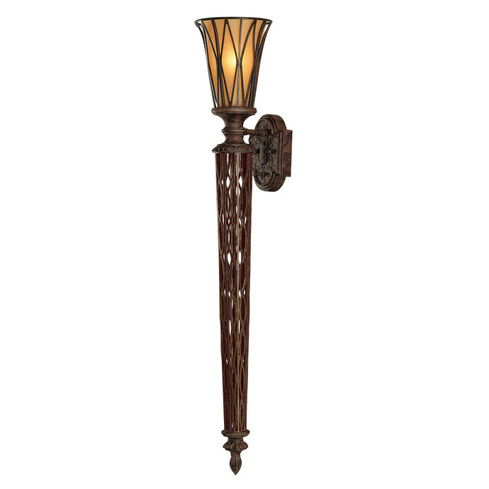 Feiss Triomphe Wall Torchiere Light - London Lighting - 1