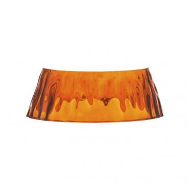Flos Bonjour Unplugged Amber Crown
