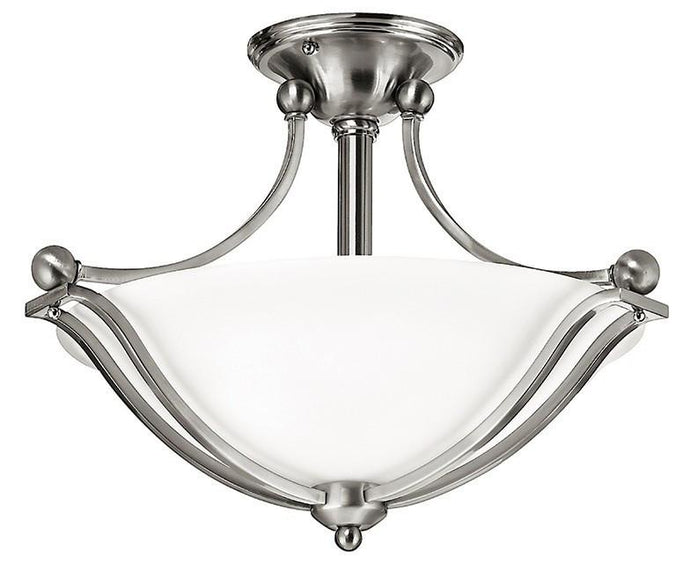BOLLA - Semi-Flush - London Lighting - 1