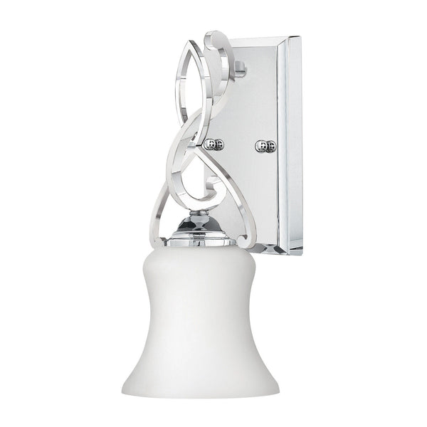 Hinkely Brooke 1 Light Wall Light - London Lighting - 1