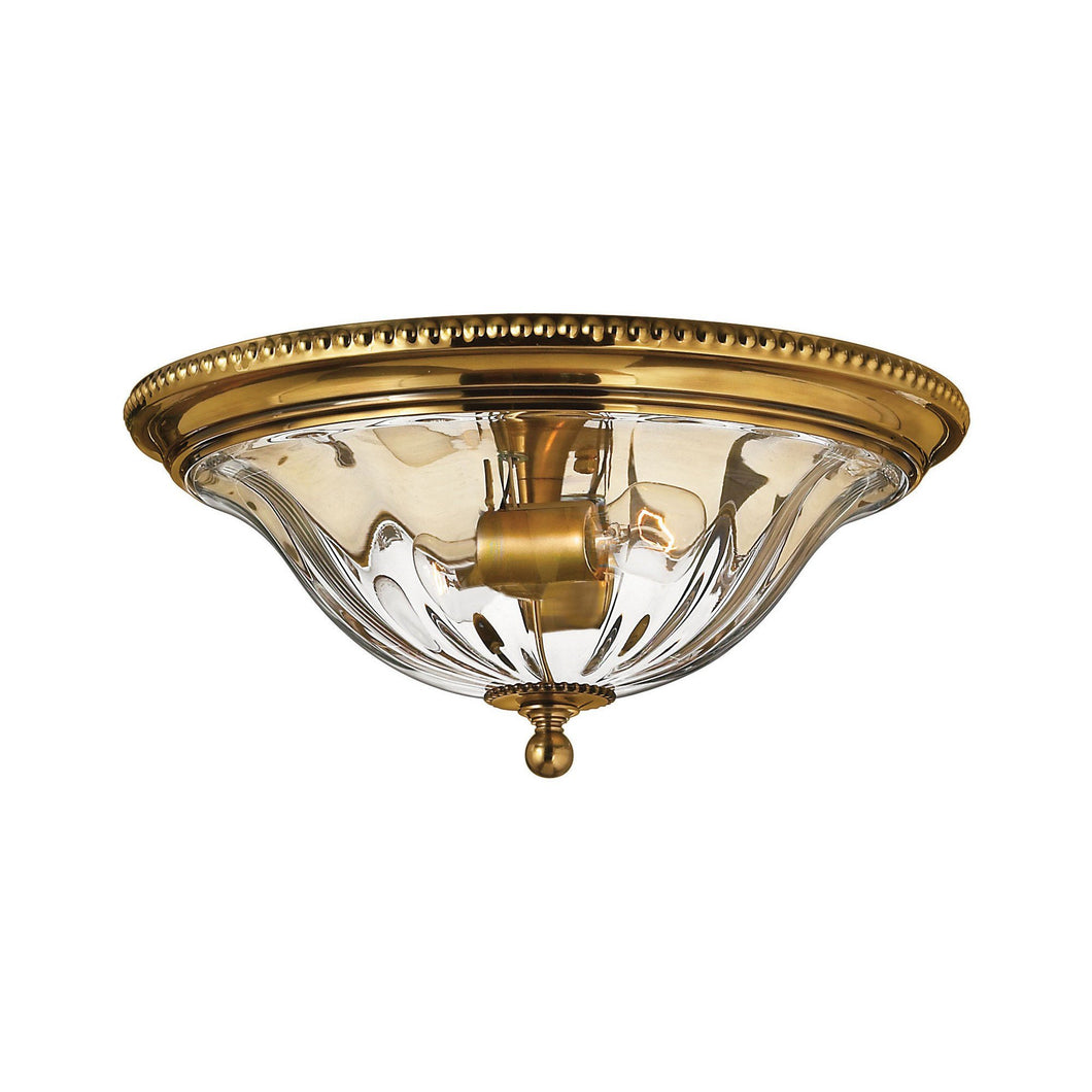 Hinkley Cambridge Flush Mount 191mm - London Lighting - 1