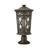 Enzo One Light Autumn Small Pedestal