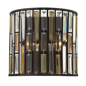 Hinkley Gemma 2 Light Wall Light - London Lighting - 1