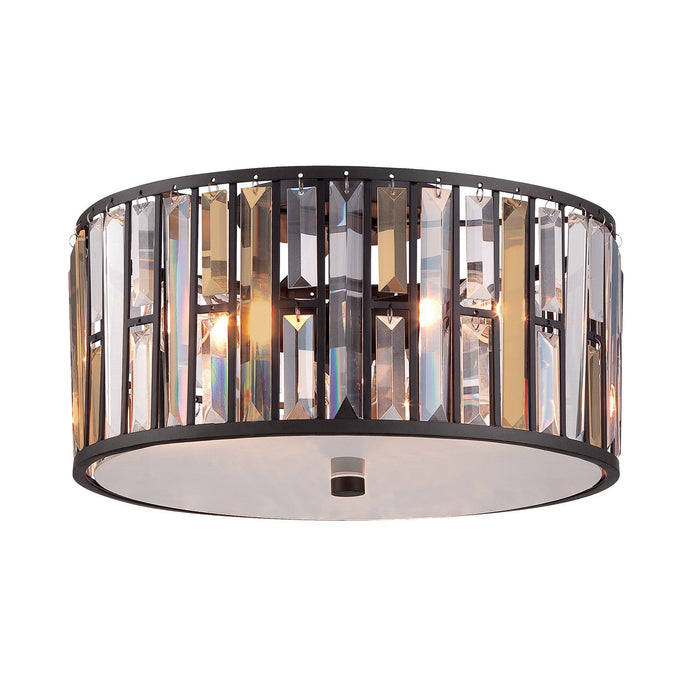 Hinkley Gemma Flush Mount - London Lighting - 1