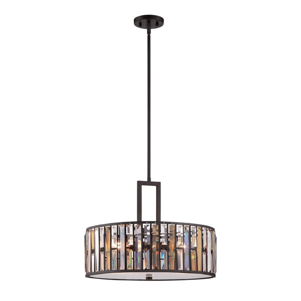 Hinkley Gemma Pendant Light 540mm - London Lighting - 1