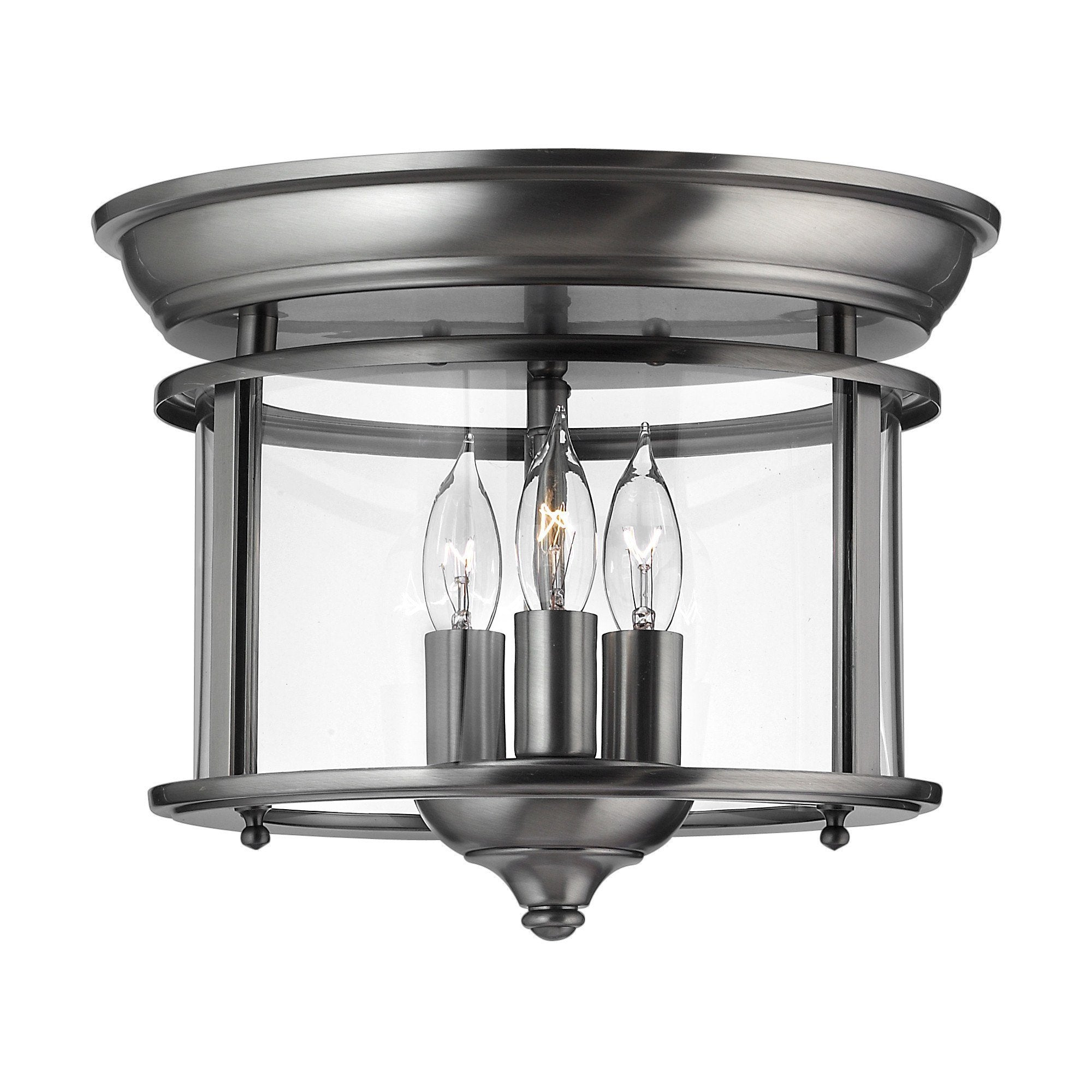 Hinkely Gentry Flush Mount - London Lighting - 2